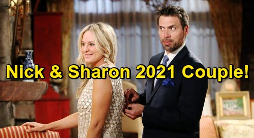 Y&R. Sharon. Christmas. Love. 2021 The Young And The Restless Spoilers Sharon S Rey Adam Romances Doomed Nick True Endgame See Why Shick Reunites In 2021 Celeb Dirty Laundry