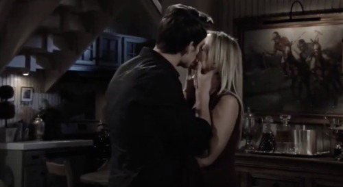 The Young and the Restless Spoilers: Sharon Loves Adam More Than Rey - Shadam Passion Tops Shey Comfort Food
