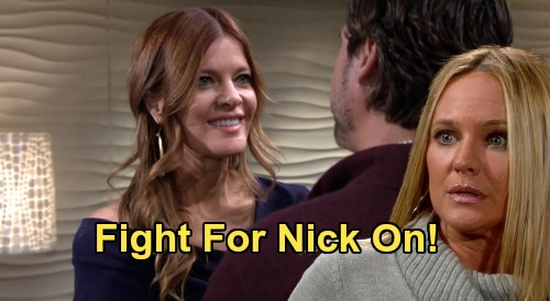 The Young and the Restless Spoilers: Sharon & Phyllis Fight For Nick – Fierce Foes Battle After Cancer Recovery?