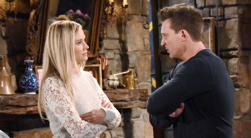 The Young and the Restless Spoilers: Should General Hospital's Steve Burton Make A Brief Y&R Return - Dylan McAvoy Check In On Sharon?