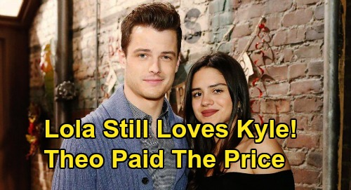 The Young and the Restless Spoilers: Theo Didn't Deserve Cold Ending – Lola Suffering From Summer & Kyle Engagement Jealousy