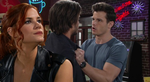 The Young and the Restless Spoilers: Theo Steals Next Kyles Next Woman – Drawn to Courtney Hope Character, Cousins Battle for New Love?