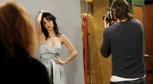 The Young and the Restless Spoilers: Thursday, July 23 - Katy Perry's Fabulous Photo Shoot - Jill & Gloria Spar