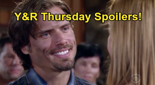 The Young and the Restless Spoilers: Thursday, June 18 - Nick & Phyllis' Wedding - Drucilla Refuses Plea Deal - Lily Confronts Carmen