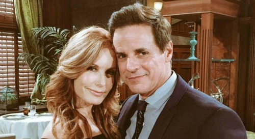 The Young and the Restless Spoilers: Tracey Bregman And Christian Le Blanc Chat With Fans During Instagram Live Session