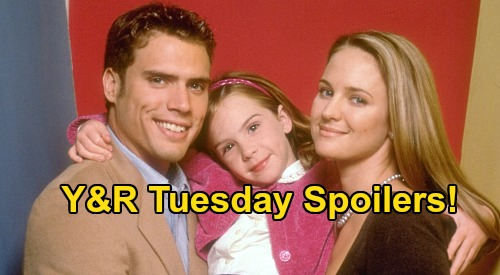 The Young and the Restless Spoilers: Tuesday, June 23 - Cassie's First Appearance - Ashley Infuriates Kurt