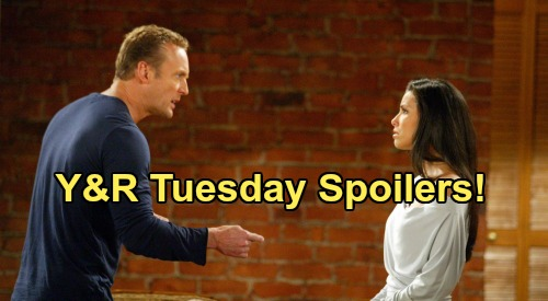 The Young and the Restless Spoilers: Tuesday, May 26 - Isabella Drugs & Terrorizes Christine - Raul Horrified As Brittany Strips
