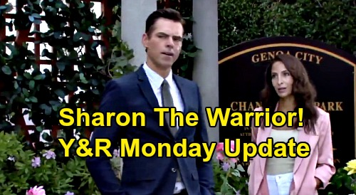 The Young and the Restless Spoilers Update: Monday, August 10 – Jack's Explosive Prediction – Sharon the Warrior – Victor & Adam Trash Billy