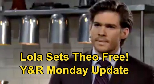 The Young and the Restless Spoilers Update: Monday, September 21 – Lola Dumps Theo - Sharon Blasts Mariah – Hilary's Letter Reveal