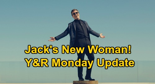 The Young and the Restless Spoilers Update: Monday, September 28 – New Woman for Jack – Mariah & Amanda's Dead Twin Bonding