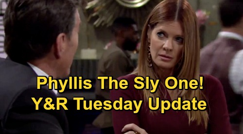 The Young and the Restless Spoilers Update: Tuesday, August 11 – Nick Bribes Abby – Phyllis Sabotage – Theo Wins Billy Over