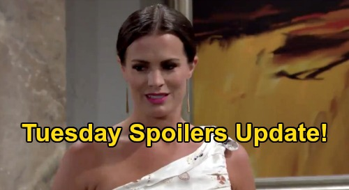 The Young and the Restless Spoilers Update: Tuesday, August 18 – Theo's Secret Plan – Lola Miami Disaster – Adam Therapy Setback