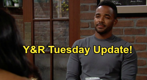 The Young and the Restless Spoilers Update: Tuesday, September 15 – Chelsea Spies Billy & Alyssa – Devon Faces Amanda Twin Proof