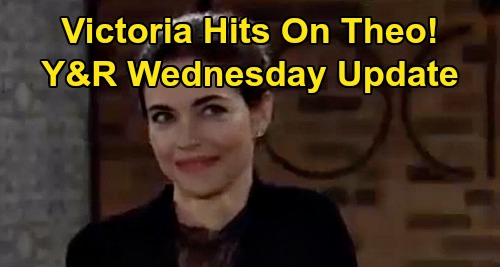 The Young and the Restless Spoilers Update: Wednesday, September 2 – Victoria Hits On Theo – Chance's Dangerous New Job