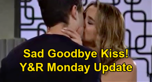 The Young and the Restless Spoilers Update: Monday, June 28 – Kyle & Summer Sad Goodbye Kiss – Mariah Trashes Selfish Snowflake