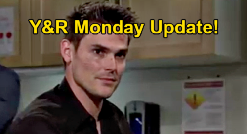 The Young and the Restless Spoilers Update: Monday, May 10 – Rey's Plan to Arrest Adam Fails – Imani's Suspicious Amanda Offer