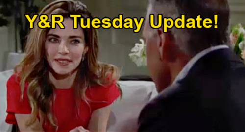 The Young and the Restless Spoilers Update: Tuesday, June 15 – Amanda's Great Victor Breakthrough – Ashland & Victoria Intense Bond