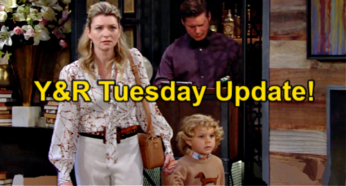The Young and the Restless Spoilers Update: Tuesday, May 18 – Kyle Lies to Jack, Protects Harrison & Tara – Chelsea's New Fate