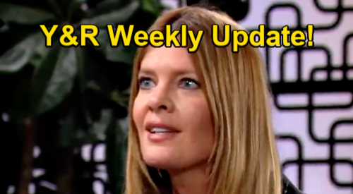 The Young and the Restless Spoilers Update: Week of July 26 – Mariah's Clue for Tessa – Sharon Keeps Secret – Phyllis' Forrester Mission