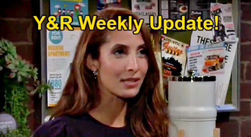 The Young and the Restless Spoilers Update: Week of May 17 – Victor's Murder Clue – Lily News Rocks Billy – Adam & Nick Mission