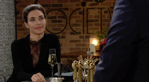 The Young and the Restless Spoilers: Victoria's Escape Brings Hot Theo Passion – Secret Night Together Won't Stay Secret for Long?