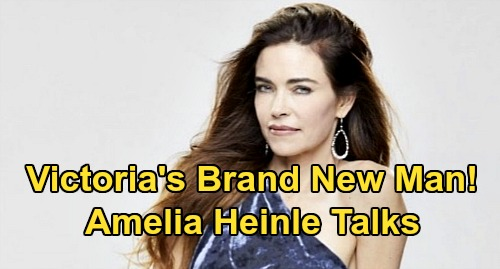 The Young and the Restless Spoilers: Victoria's New Man Revealed – Amelia Heinle Teases Intriguing Romance in CEO's Future