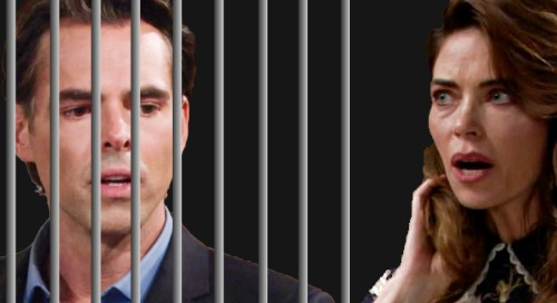The Young and the Restless Spoilers: Victoria & Rey Face Billy Prison Drama – Team Up to Prove Innocence, Keep Dad with Kids?