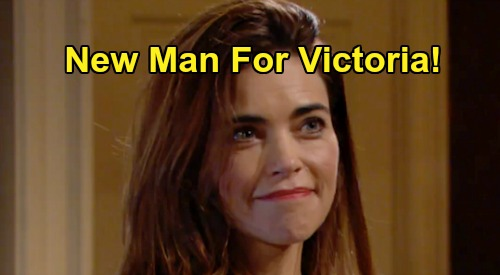 The Young and the Restless Spoilers: Victoria Starts Over With A New Man - Y&R Romance After Billy?
