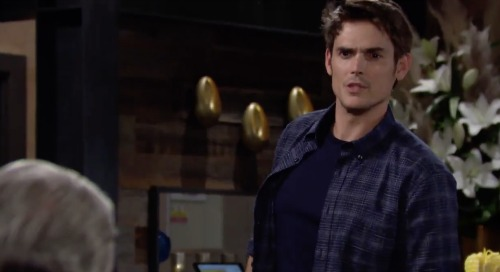 The Young and the Restless Spoilers: Victor's Not The Enemy, Adam Bonds With Dad - Billy & Alyssa Real Threats