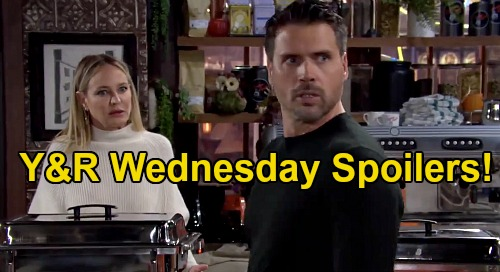 The Young and the Restless Spoilers: Wednesday, November 25 – Summer Changes Her Mind – Sharon's Outrage – Devon & Nate Showdown