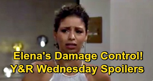 The Young and the Restless Spoilers: Wednesday, October 21 – Phyllis' Wild Crisis – Elena Does Damage Control – Nate Blame Game