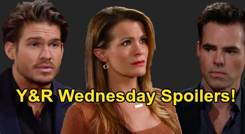 The Young and the Restless Spoilers: Wednesday, September 16 – Adam & Chelsea Plot to Stop Billy, Theo's a Pawn – Traci's New Clue