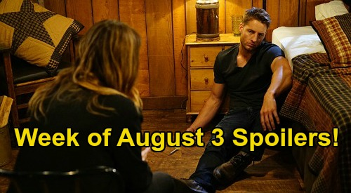 The Young and the Restless Spoilers: Week of August 3 – Adam Blown Up In Chloe Cabin Explosion - Sharon & Nikki Sewer Dead Body Hunt