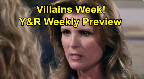 The Young and the Restless Spoilers: Week of May 25 Preview – 'Villains Week' – Trash Compactor Death, Boat Explosion & Revenge Fire