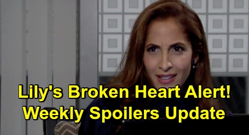 The Young and the Restless Spoilers: Week of October 26 – Theo & Kyle Battle – Lily's Broken Heart Warning – Elena Tries Again