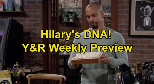 The Young and the Restless Spoilers: Week of September 7 Preview – Devon Hands Over Hilary's DNA – Rey Spreads Sharon's Setback