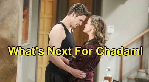 The Young and the Restless Spoilers: What Chelsea and Adam Fans Want to See Next – 'Chadam' Wedding, Baby, Romance and More