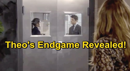 The Young and the Restless Spoilers: What Is Theo's Endgame? - Lola's Feelings For Kyle Persist, Summer Threatened