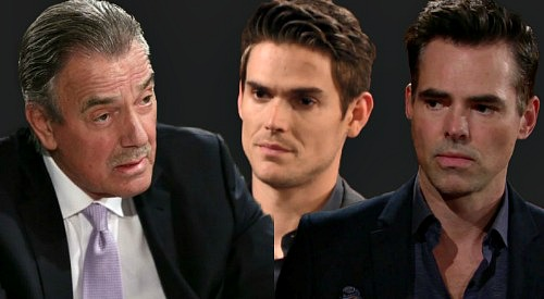 The Young and the Restless Spoilers: Who Is Y&R's Worst Father - Victor, Billy or Adam?