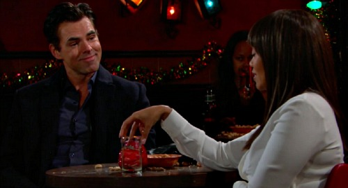The Young and the Restless Spoilers: Will Nate's Pursuit of Amanda End In Failure – Billy's Charisma Wins?