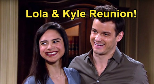 The Young and the Restless Spoilers: Would You Accept Kyle & Lola's Reunion or Has That Ship Sailed? – Y&R Messy 'Kola' Dilemma