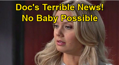 The Young and the Restless Spoilers: Abby's Gynecologist Reveals Can't Carry Baby – Breaks Doctor's Sad News to Chance