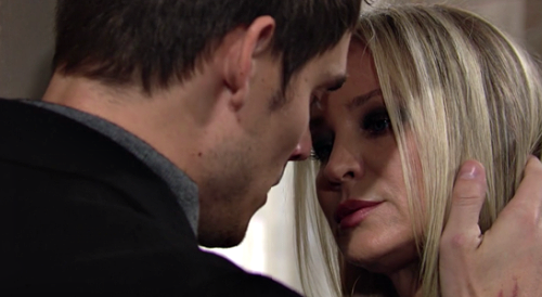 The Young and the Restless Spoilers: Adam Fakes Sharon Affair - Tricks Chelsea Into Faster Recovery?