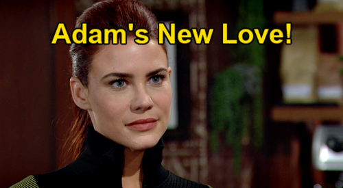 The Young and the Restless Spoilers: Adam Finds New Love – Sally Takes Over For Chlesea and Sharon