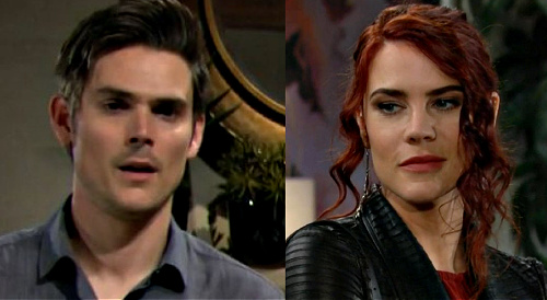 The Young and the Restless Spoilers: Adam & Sally Pariah Powercouple – Misunderstood Survivors Make Great Match?