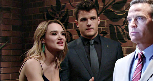 The Young and the Restless Spoilers: Ashland's Cruelty Costs Him Harrison – Kyle Fights Back, Refuses to Let Monster Raise Son?