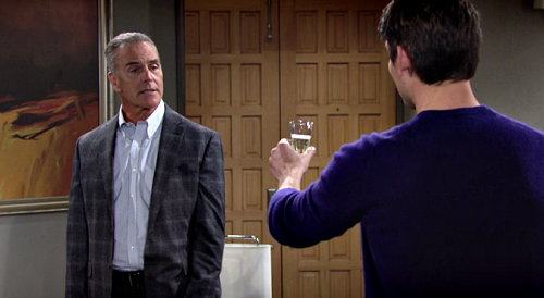 The Young and the Restless Spoilers: Ashland Pulls Plug On Cyaxares Deal – Adam Loses Over Rey Poisoning, Billy & Lily Win?