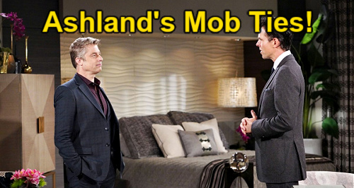 The Young and the Restless Spoilers: Ashland's Dangerous Mob Ties – Real Reason for Bobby Defranco's New Identity?