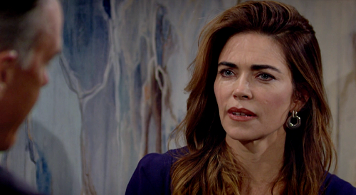 The Young and the Restless Spoilers: Billy's Unscrupulous Ashland Health Reveal Impacts Victoria's Plans