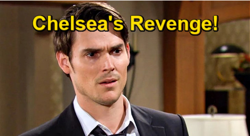 The Young and the Restless Spoilers: Chelsea's Wedding Day Revenge – Dumps Adam at the Altar, Bride's Ultimate Blow?